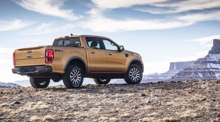 2019 Ford Ranger Gallery