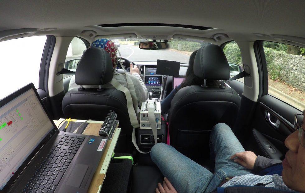 Nissan brain-reading car tech can control driverless vehicles
