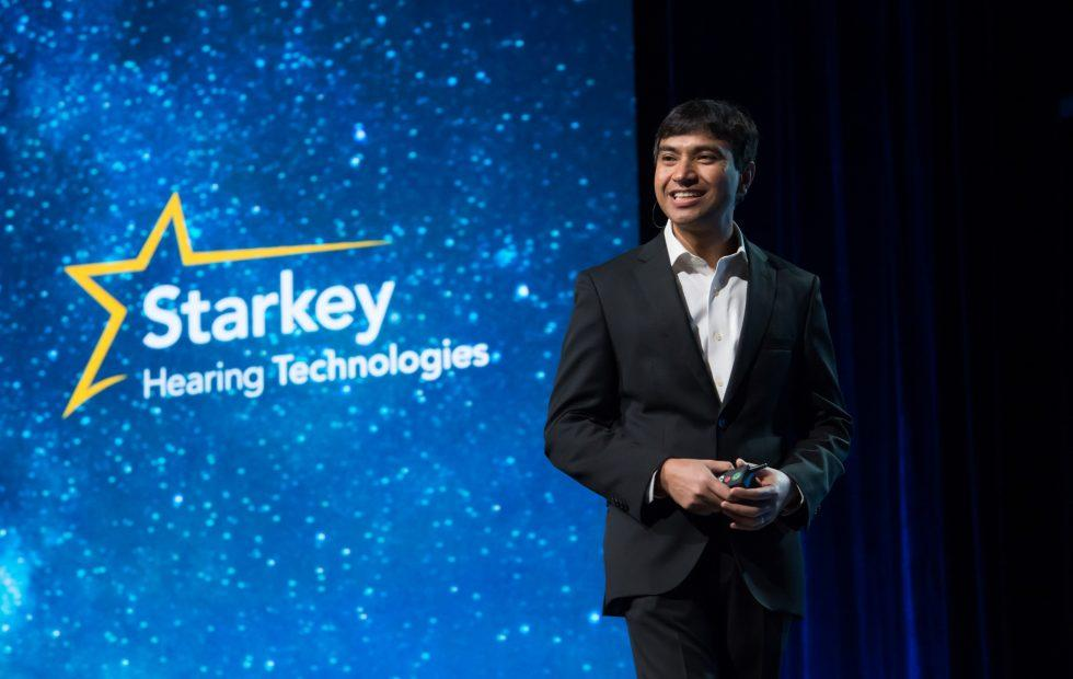 Interview with Starkey's Achin Bhowmik: technology that saves lives