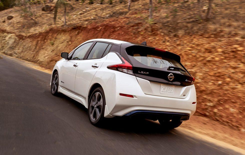 2018 Nissan Leaf Epa Range Reveals Good News And Bad