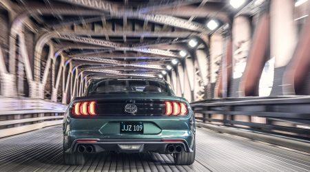 2019 Ford Mustang Bullitt Gallery