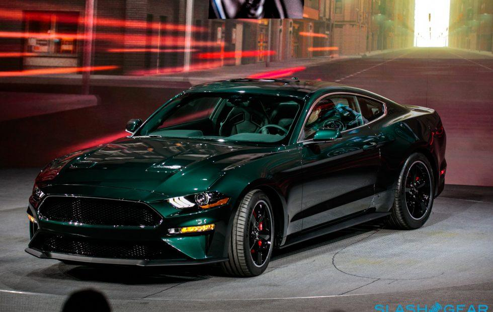 The first Ford Mustang Bullitt just raised a huge sum for charity