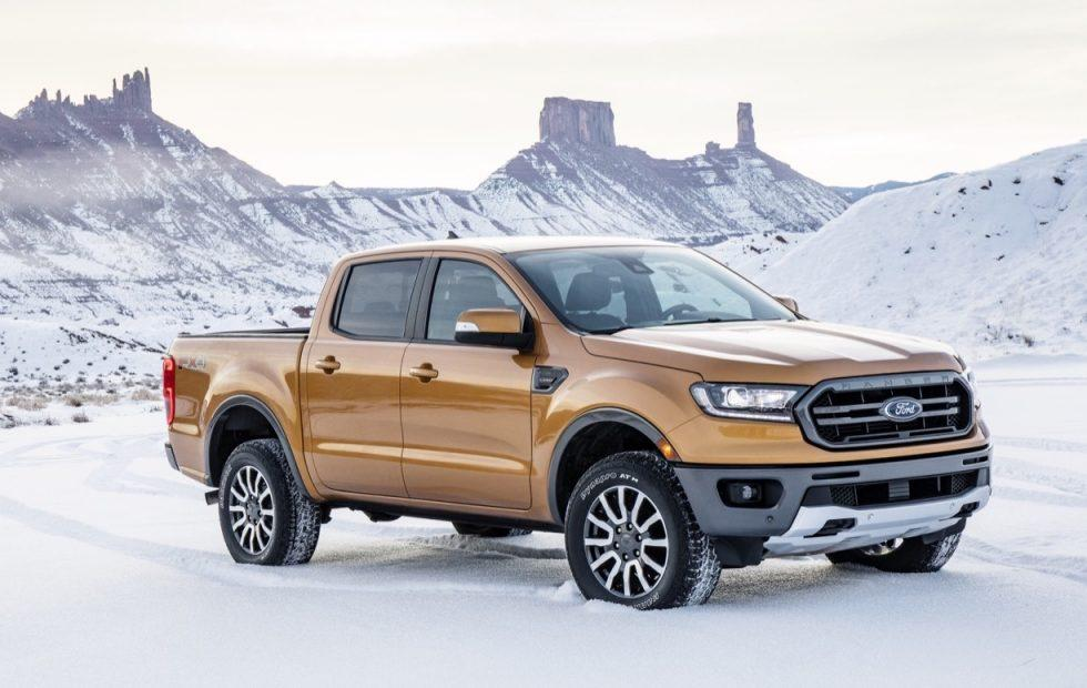 2019 Ford Ranger revealed in Detroit with 2.3L EcoBoost
