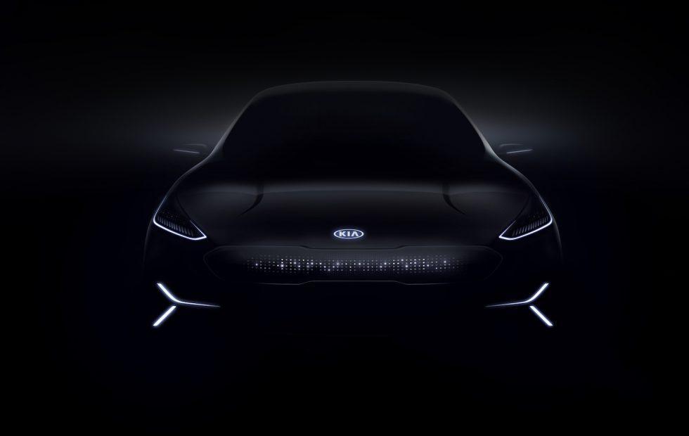 Kia teases big CES 2018 EV reveal