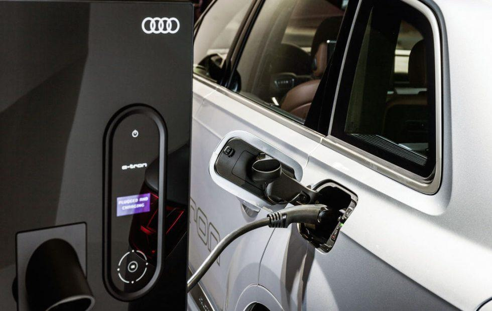 Audi testing its own Smart Energy Network home battery system