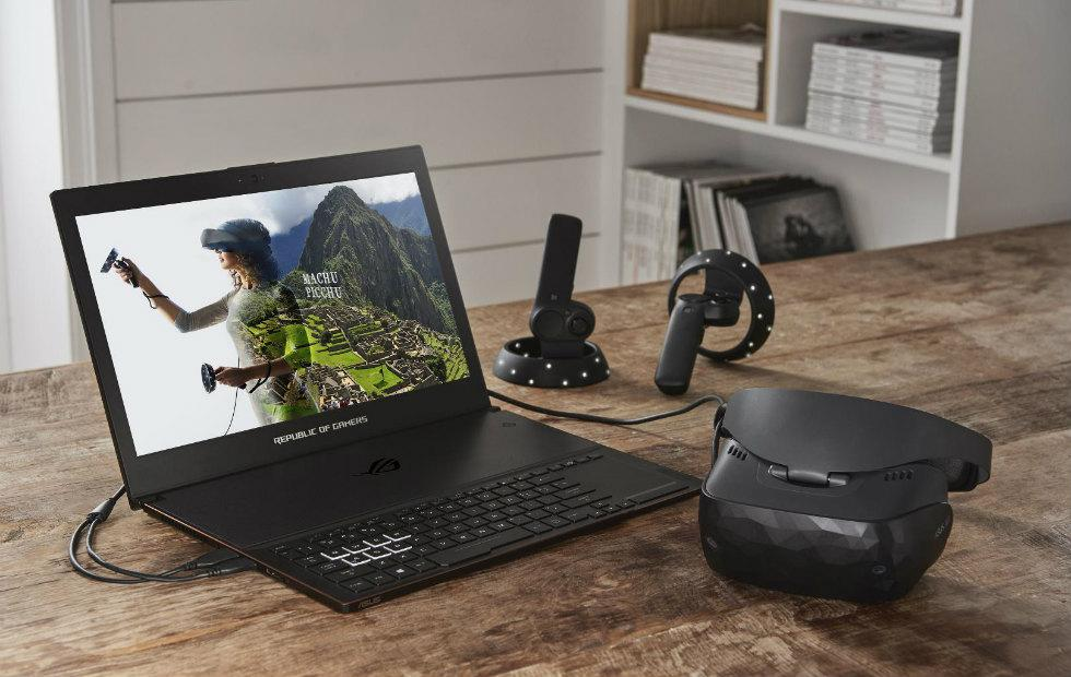 ASUS Windows Mixed Reality Headset: 3K display and all-day comfort