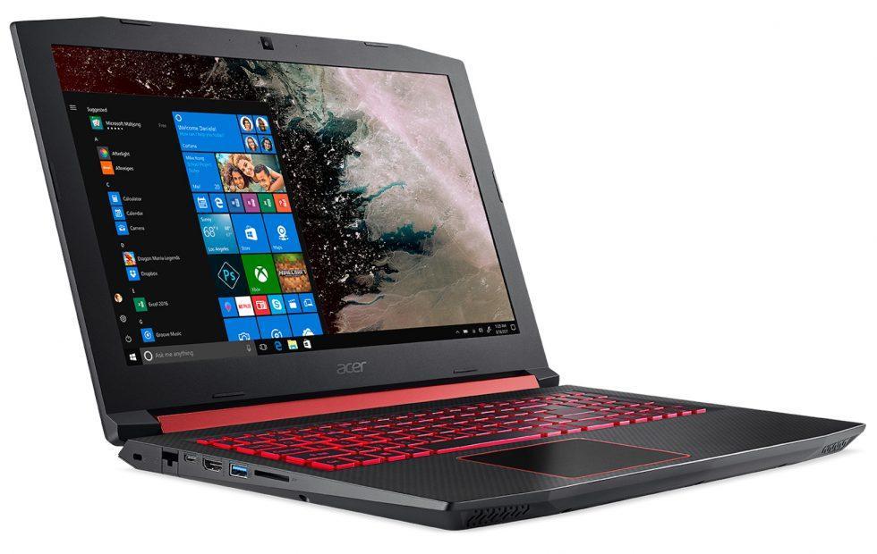 Acer Nitro 5 gaming laptop revealed plus Predator Orion 9000 US price
