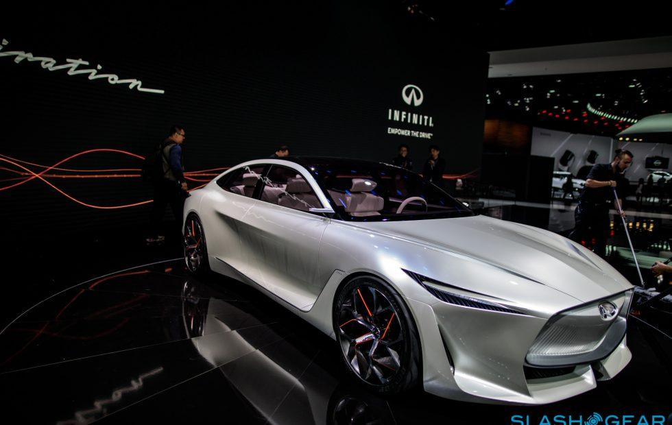 Infiniti aims to go electric starting in 2021