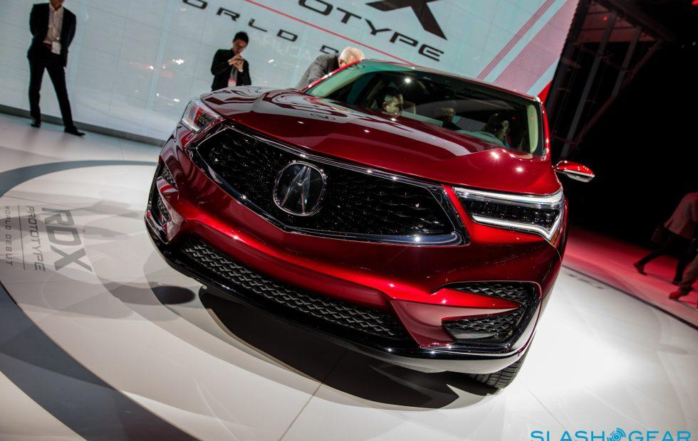 2019 Acura RDX reboots the SUV with touchpad tech and SH-AWD