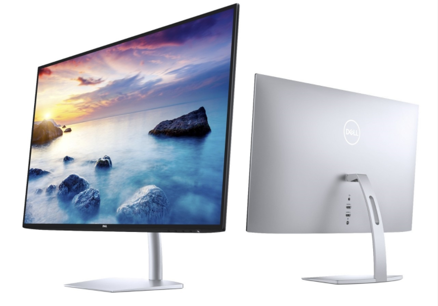 Dell's latest Ultrathin monitors ditch 4K but keep HDR