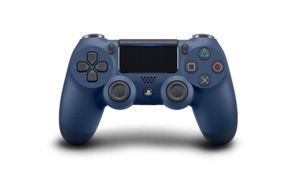 Sony's new DualShock 4 controllers come in awesome colors