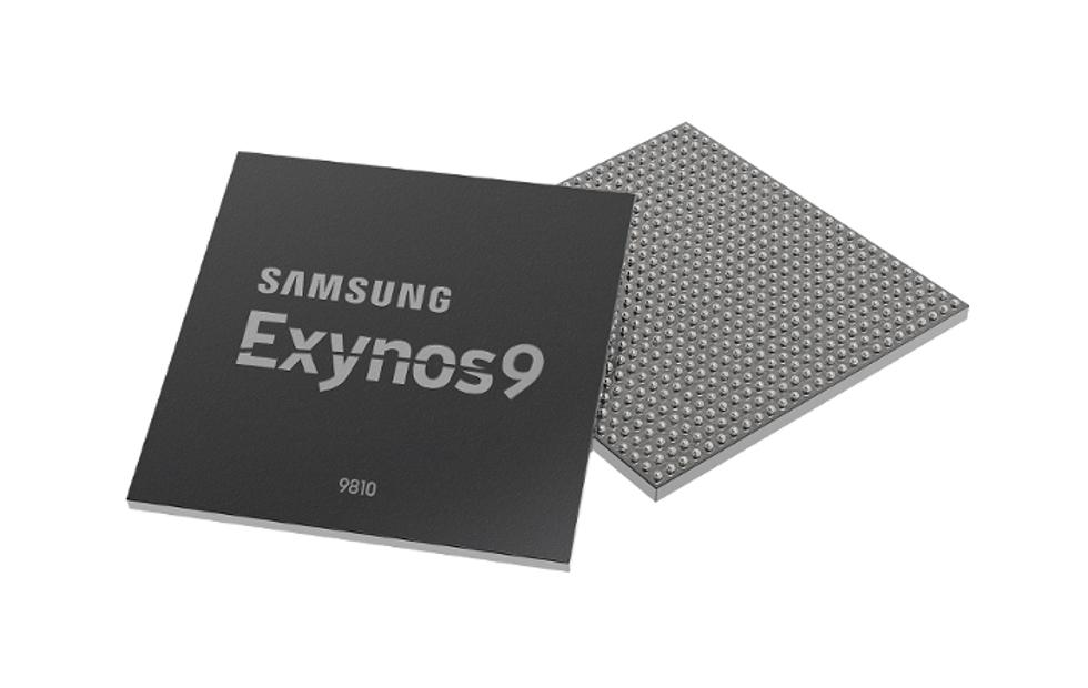 Samsung Exynos 9810 processor highlights AI for face recognition