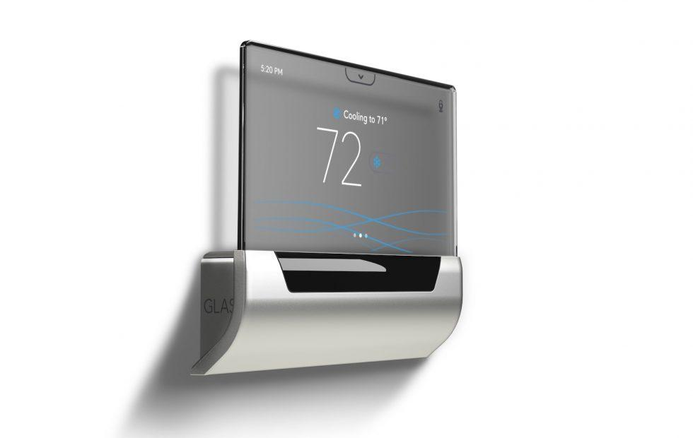Here's what the stunning Cortana-powered GLAS thermostat will cost you