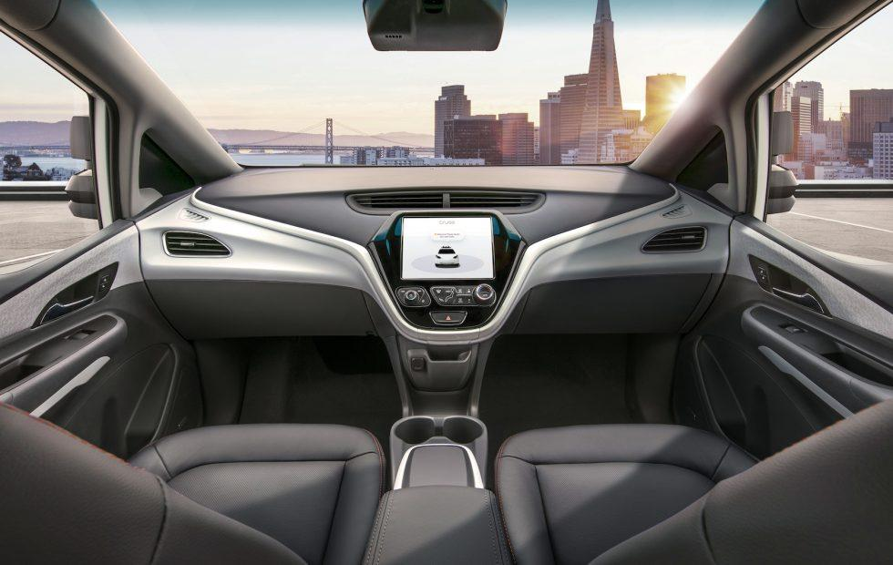 GM's Cruise AV self-driving car retires the steering wheel