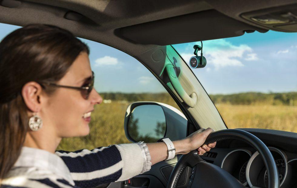 Garmin Speak Plus refresh combines Alexa-powered GPS with a dash cam
