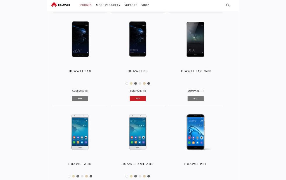 Huawei P11 not P20 might be next flagship name