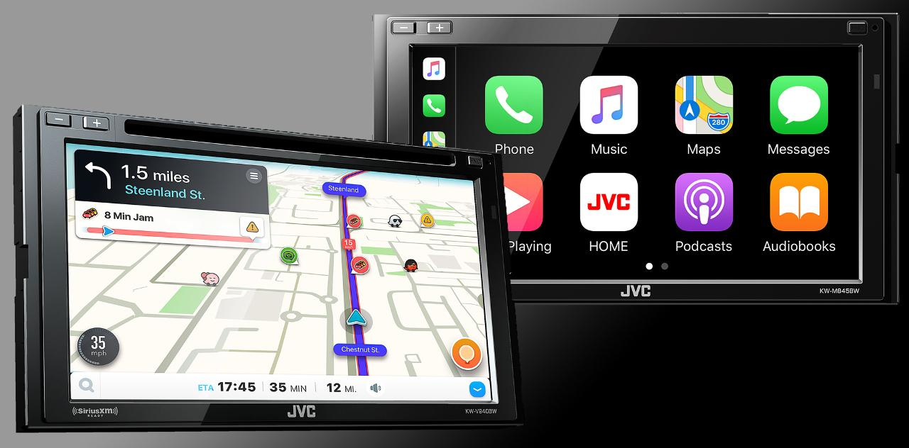 JVC KENWOOD Wireless Android Auto receivers coming - SlashGear