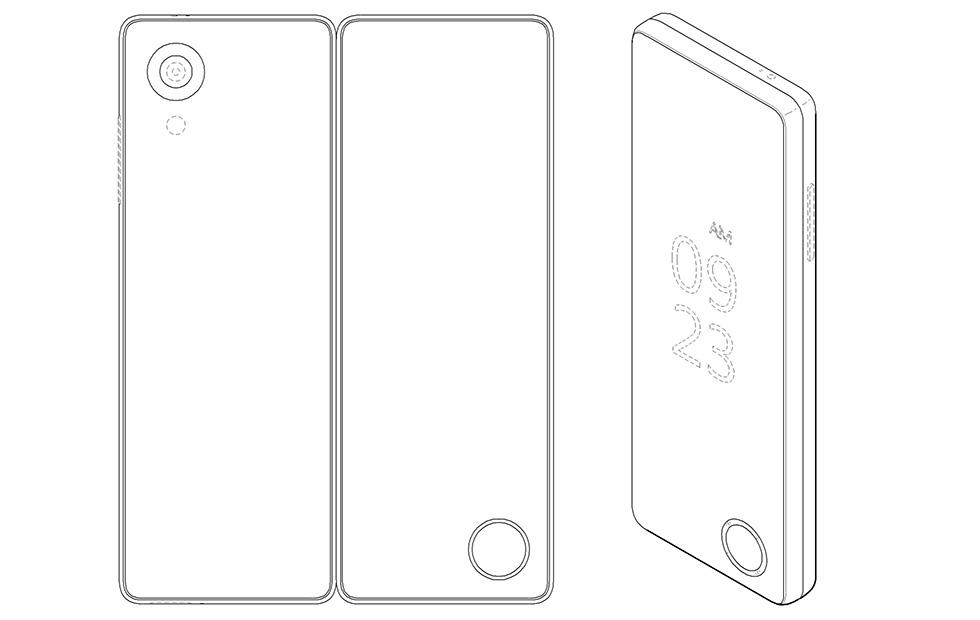 LG folding phone patent shows handset transform into tablet