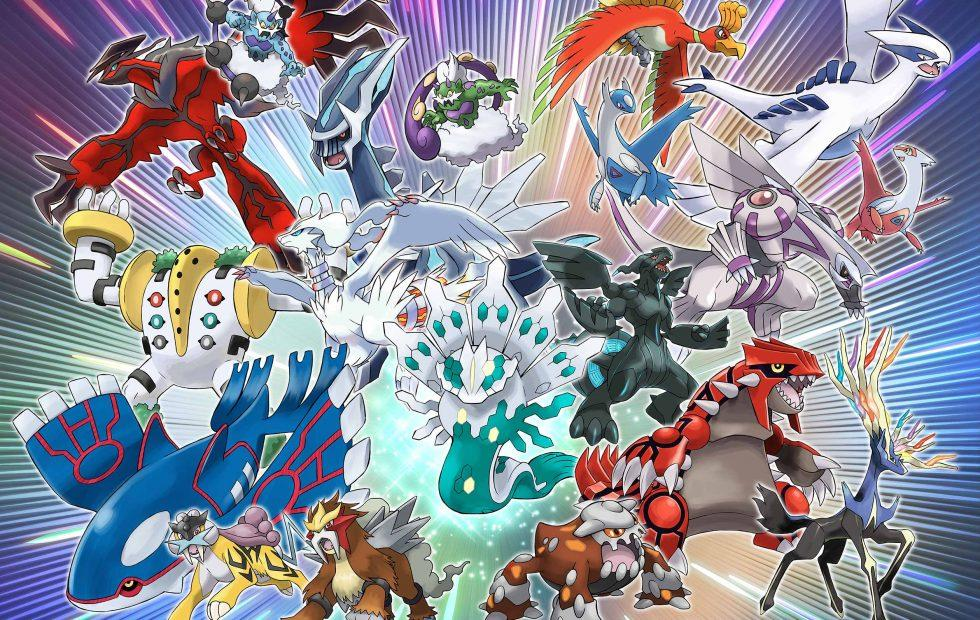 "Pokemon has a ""legendary year"" in store for 2018"