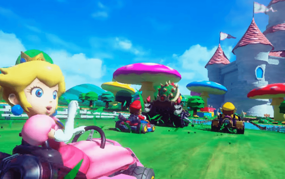 Mario Kart Tour mobile game, Mario movie confirmed