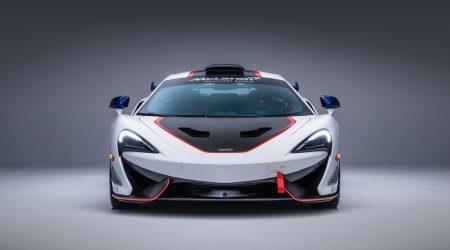 McLaren MSO X Gallery