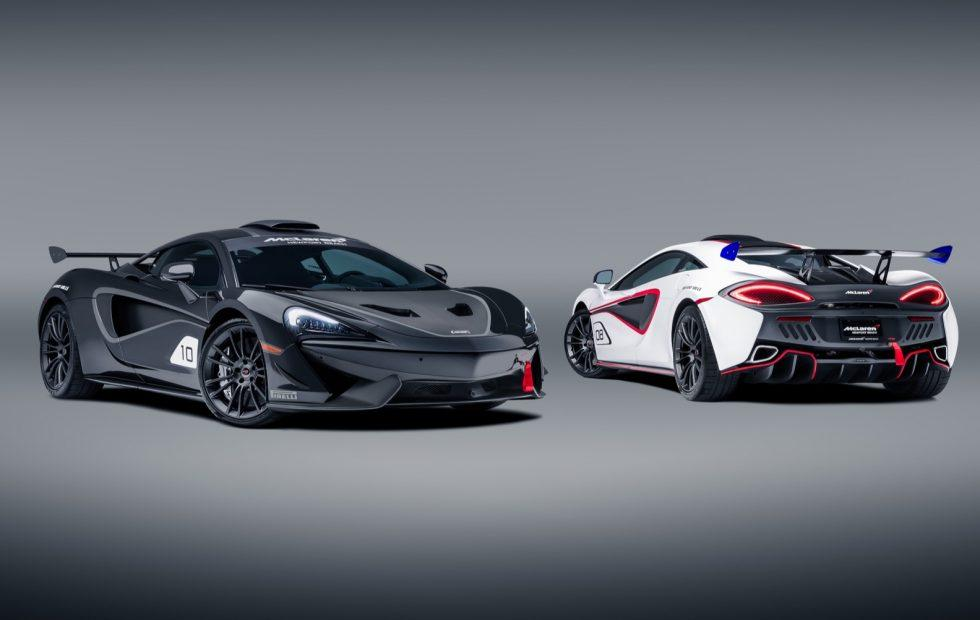 McLaren MSO X is road-legal bespoke madness inspired by GT4