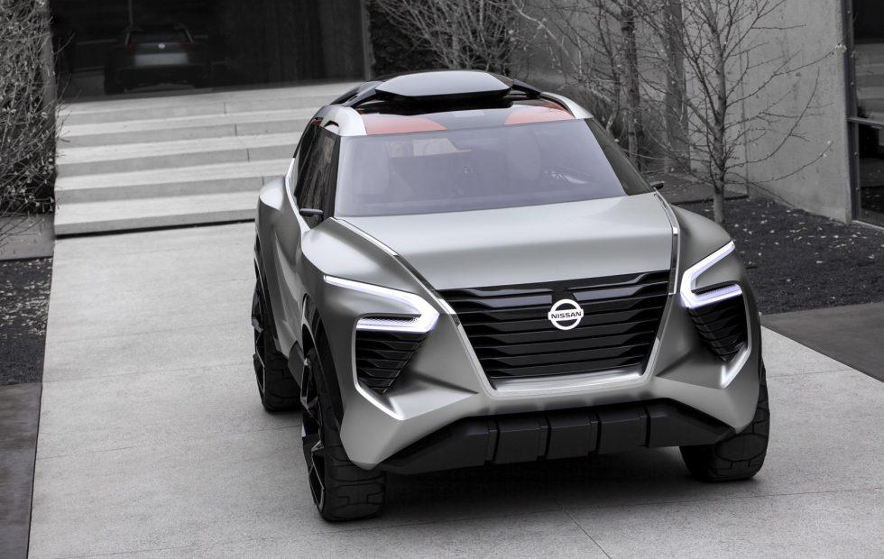 Nissan Xmotion SUV pairs Japanese crafts and a virtual fish