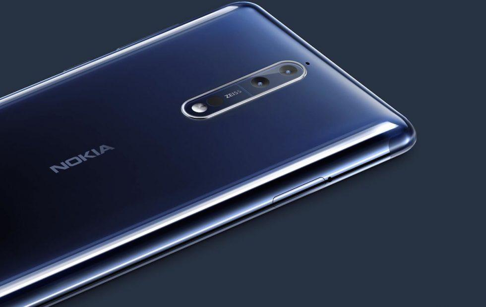 Nokia flagship 2018 smartphone tipped to feature 5 camera setup