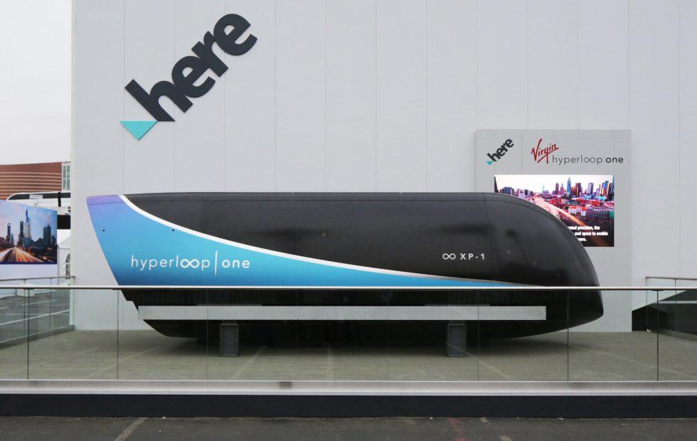 Virgin Hyperloop One app demos how pod travel will fit your life