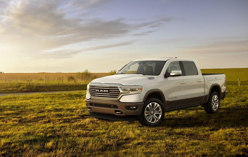 2019 Ram 1500 Laramie Longhorn luxe truck targets rich cowboys