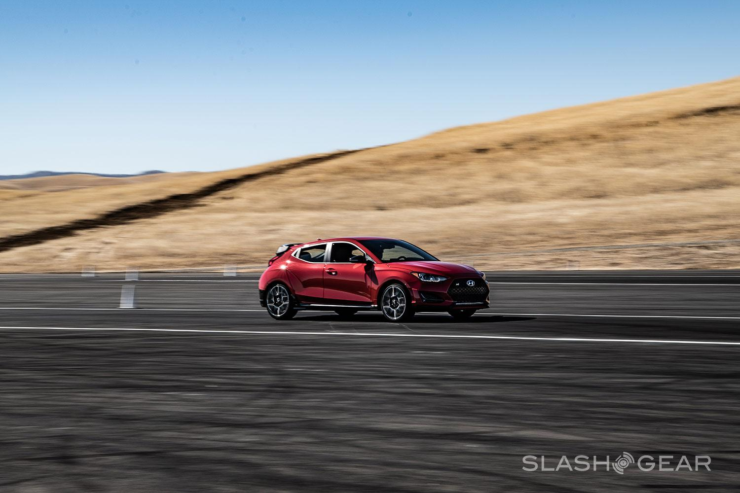 2019 Hyundai Veloster N Turbo First Drive: Unleashing the Hulk