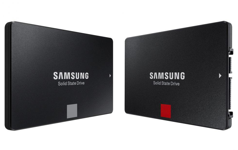 Samsung 860 PRO and EVO SSDs aim to supercharge your 4K