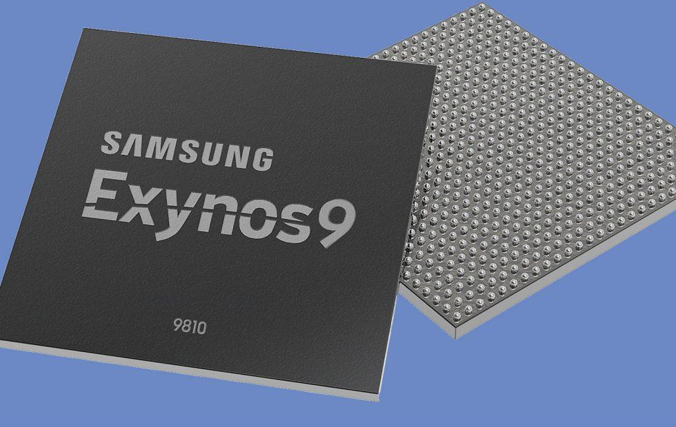 What Samsung's new super-chip reveals of the Galaxy S9
