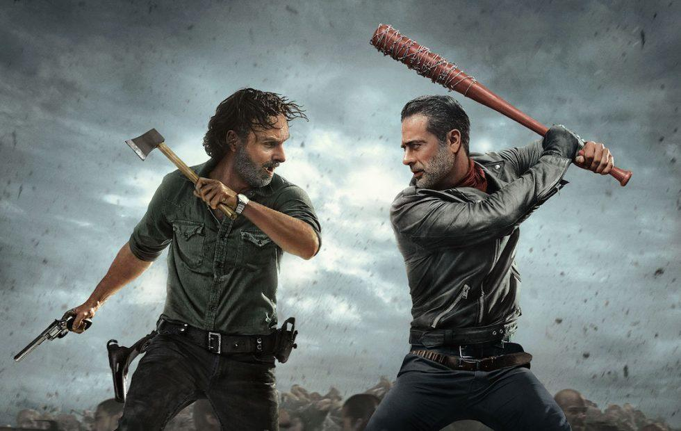 The Walking Dead renewed for season nine on AMC