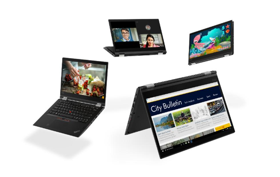 Lenovo ThinkPads, ThinkVision monitor march towards CES 2018