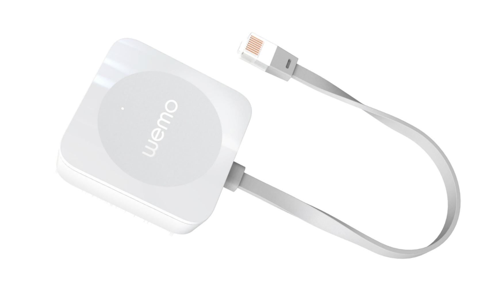 Wemo Bridge with Mini Smart Plug