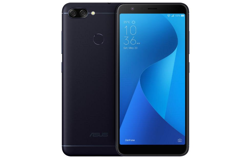 ASUS ZenFone Max Plus packs a 5.7″ display into a 5.2″ body