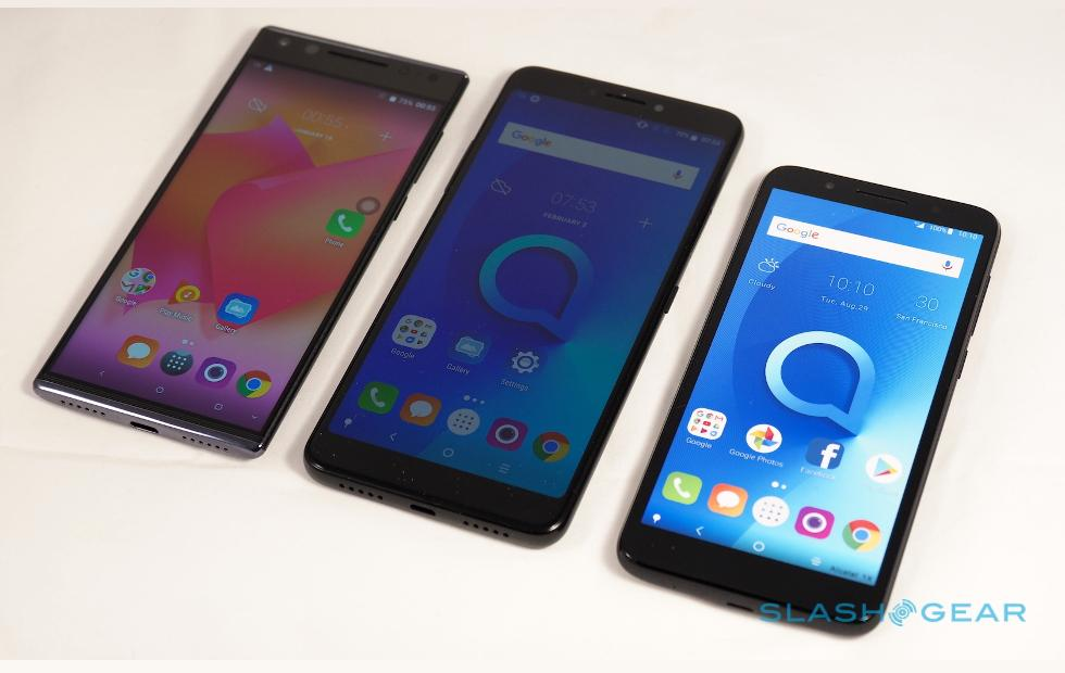 Alcatel to bring 18:9 screens to all 2018 tiers
