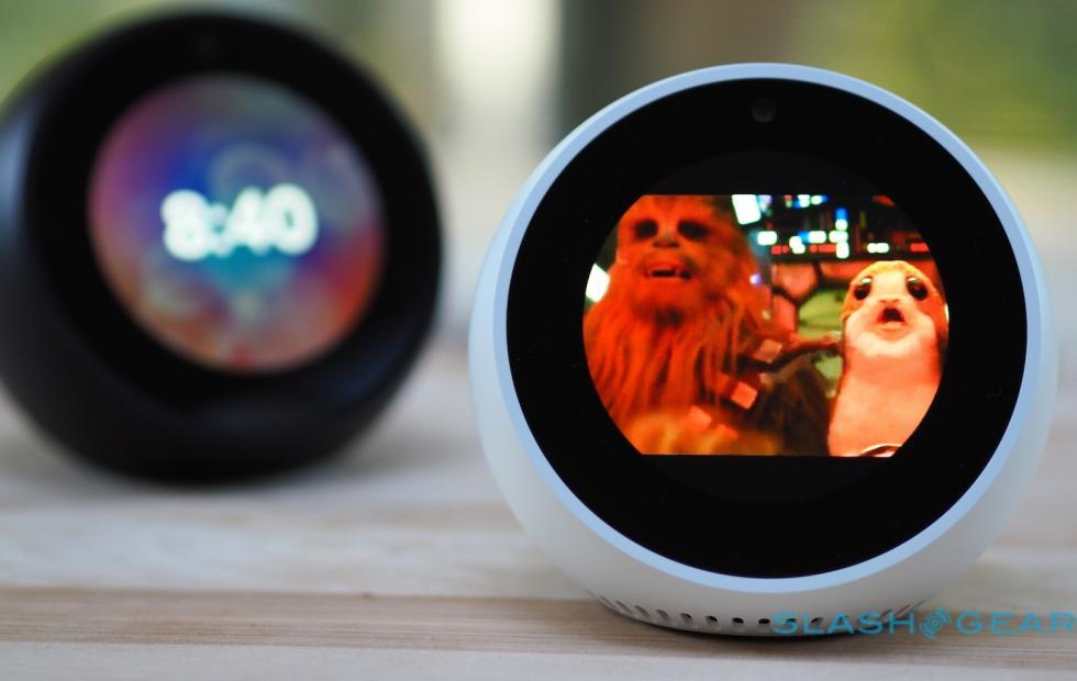 Amazon Echo Spot available now in the UK