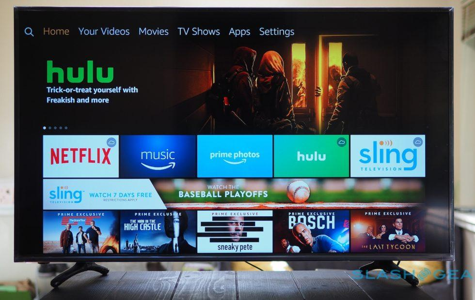 Fire TV gets live TV features with guide for Amazon Channels content