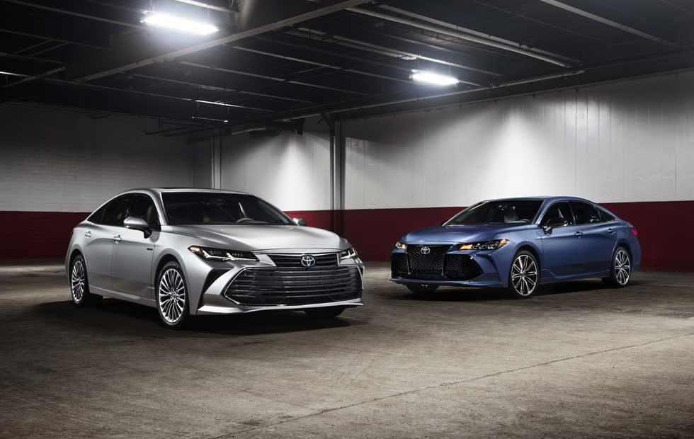 All-new 2019 Toyota Avalon debuts in Detroit
