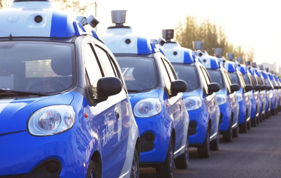 BlackBerry and Baidu team up on Apollo driverless cars