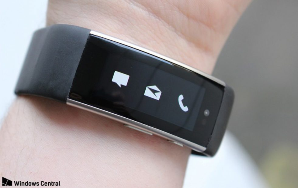 Leaked Microsoft Band 3 prototype gets hands-on reveal