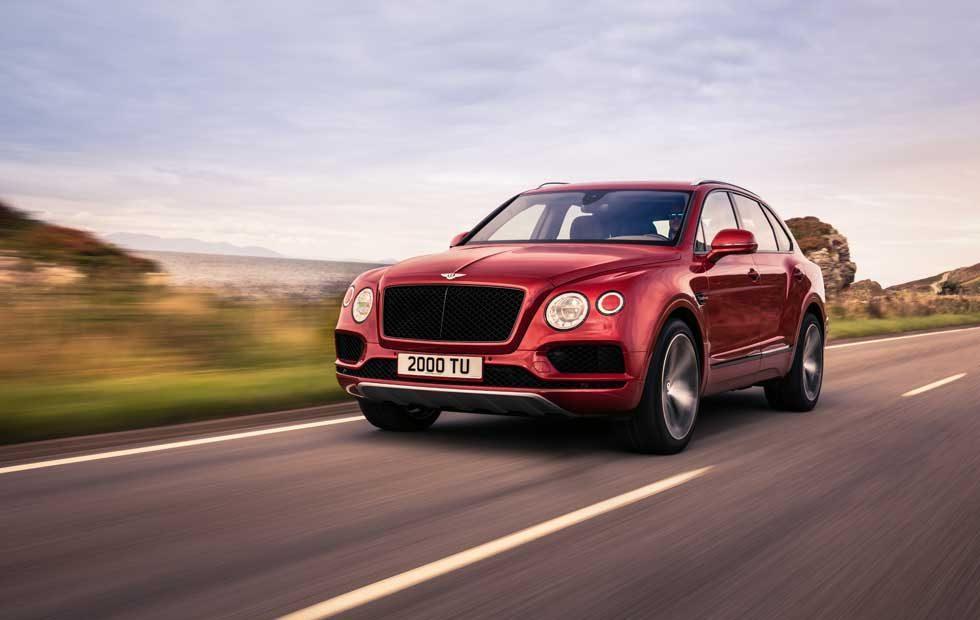 Bentley Bentayga V8 crams twin-turbo 542bhp V8 under hood