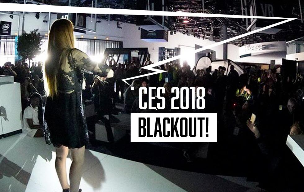 CES 2018 Blackout: 10 Tweets tell the tale