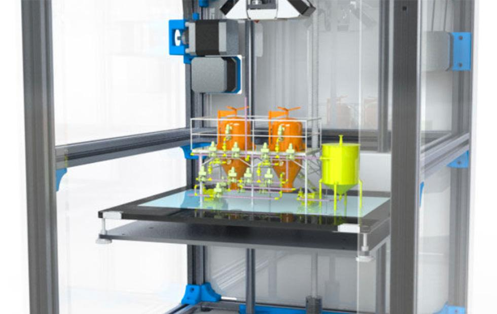3D printer used to synthesize drugs paves way for on-demand medicine