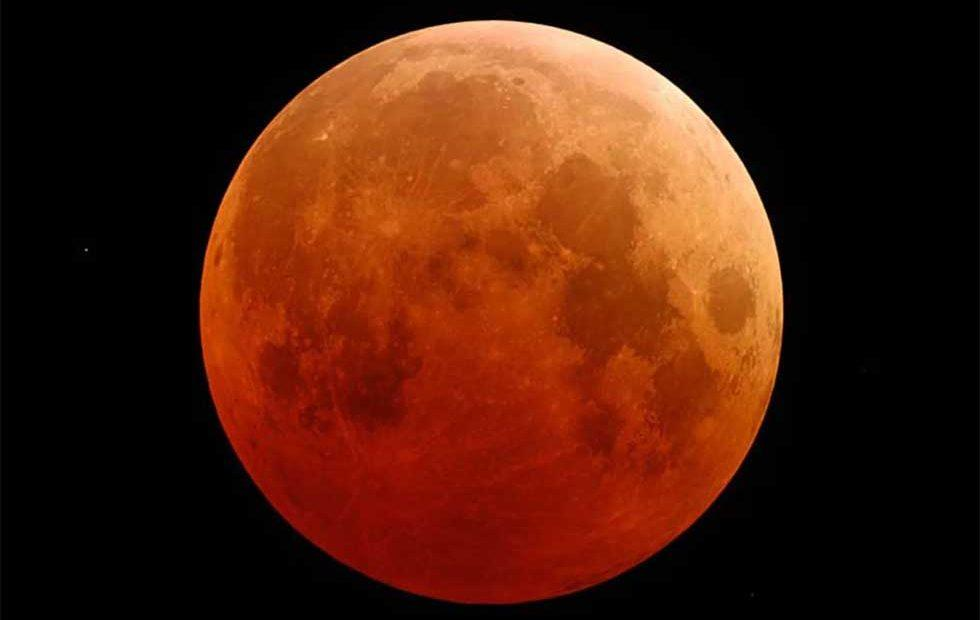 First Blue Moon eclipse in 150 years happens in January