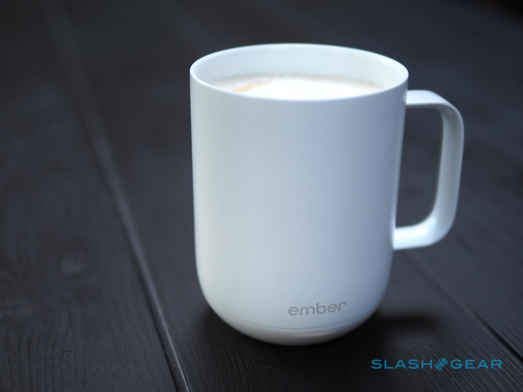 20afbf57b79 Ember Ceramic Smart Mug Review: IoT for your coffee - SlashGear