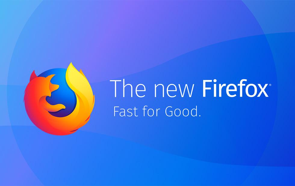 Firefox Quantum update brings smoother rendering, faster speeds