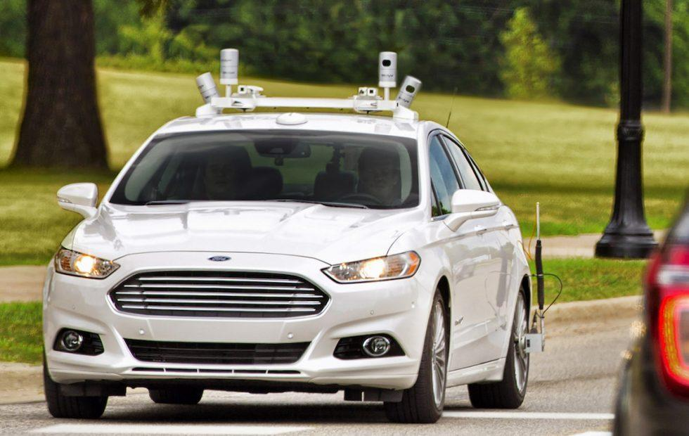 Ford X moonshot incubator formed to shake-up mobility